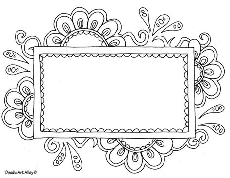 17 best ideas about flower frame on pinterest