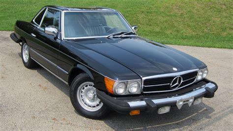 Mercedes 380sl Convertible by 1982 Mercedes 380sl Convertible W56 Kissimmee 2016