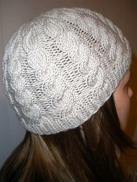knit cable hat pattern cable hat knitting pattern felt