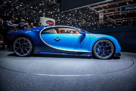 Bugatti Top Speed by Bugatti Chiron Top Speed