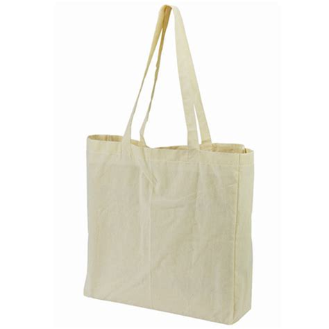 Calico Bag With Gusset Promos