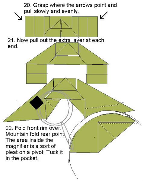 benefits of origami origami swami tom may s paper moon diagrams page 4 of 5