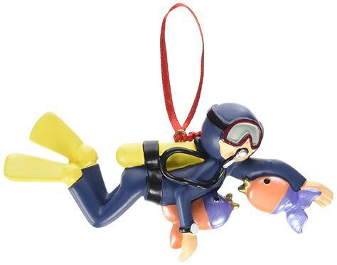 scuba diving ornaments scuba diving ornaments scuba diving buzz