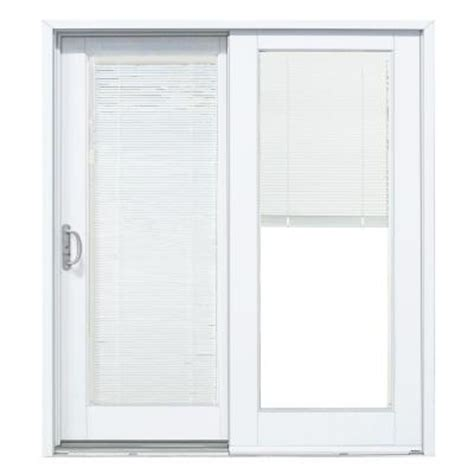 home depot sliding glass patio doors masterpiece 72 in x 80 in composite left smooth