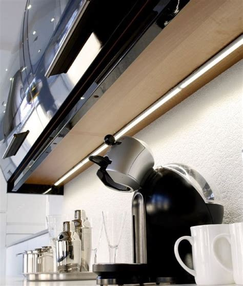 led kitchen unit lights led linkable light for use kitchen wall units
