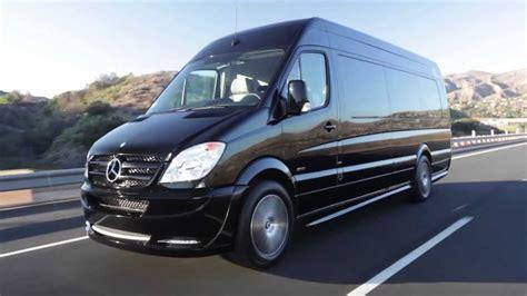 Mercedes Sprinter Luxury by Executive Black Car Service Luxury Sprinter Autos Post