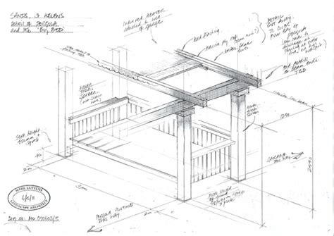 Covered Porch Design structures mark lutyens landscape architect