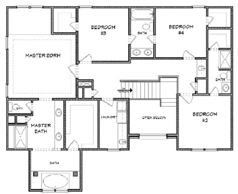 blueprints for houses free house 29331 blueprint details floor plans