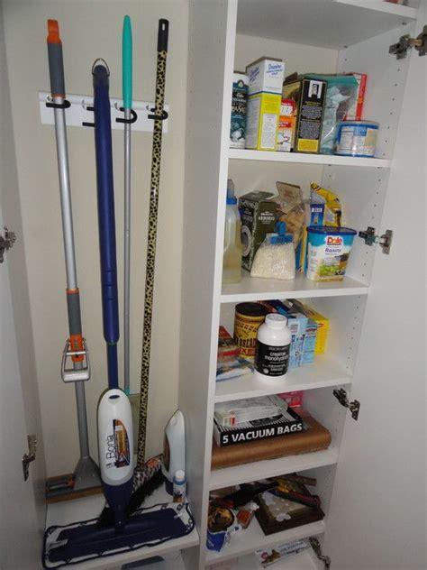 kitchen closet ideas furniture remarkable white wooden broom closet cabinet