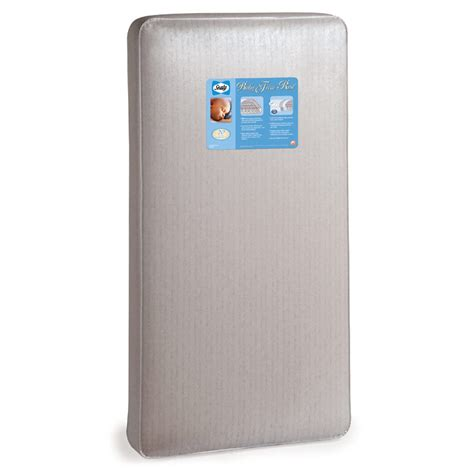 sealy baby crib mattress sealy baby firm rest mattress product