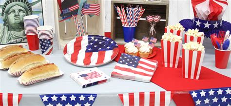 usa decorations usa supplies 4th july delights