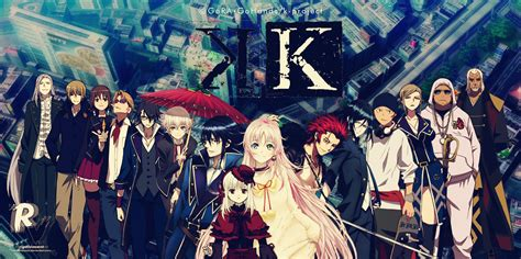 project k k project the anime kingdom wallpaper 37519381 fanpop
