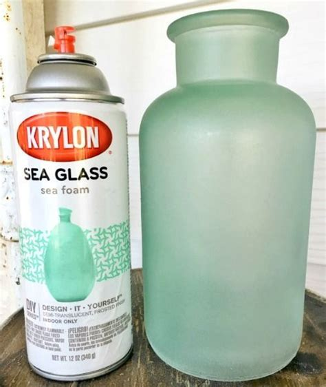 spray painting glass jars best 25 glass paint ideas on diy wine glasses