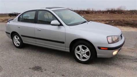2003 Hyundai Elantra For Sale by 2003 Hyundai Elantra Gt For Sale
