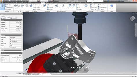 Inventor get inventor hsm pro autodesk cam solutions