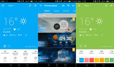 top applications m 233 t 233 o android