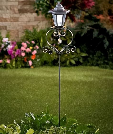 light stakes for yard solar light decorative stake garden yard lawn pathway