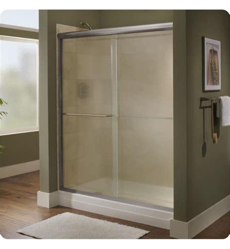 standard glass shower door american standard am00390422 frameless sliding