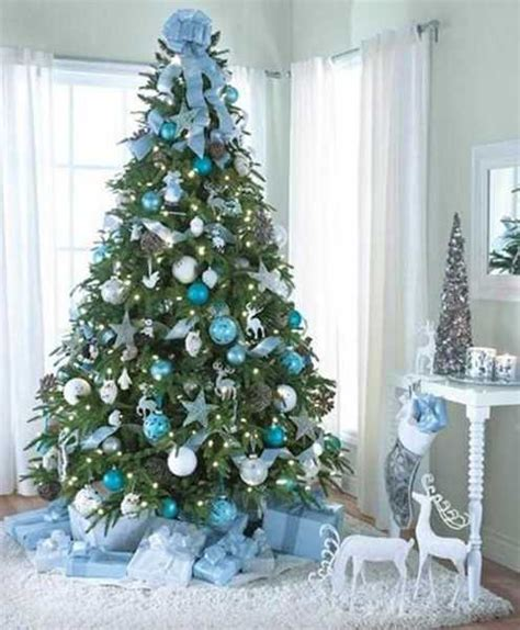 contemporary tree decorating ideas modern color combinations and ornaments for tree