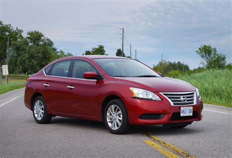 2015 Nissan Sentra Reviews review 2015 nissan sentra sv canadian auto review
