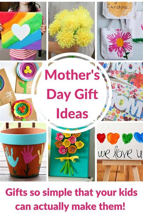 preschoolers can make s day gift ideas that can actually make