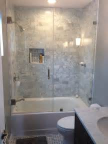 bathroom shower and tub ideas 25 best ideas about tub shower combo on