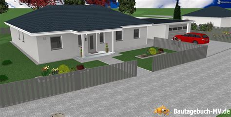 Danwood Haus Polen by Danwood House Bungalow 124 Mit Garage Vers 04