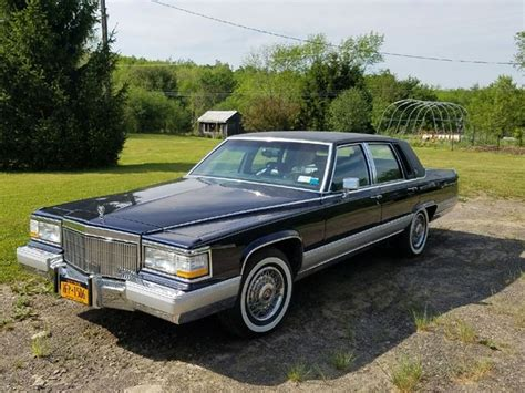 1992 Cadillac Brougham For Sale by 1992 Cadillac Brougham For Sale Syracuse New York