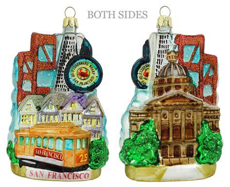 ornaments san francisco tree ornaments san francisco san francisco