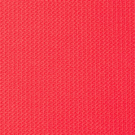 coral knit fabric pique knit coral pink discount designer fabric