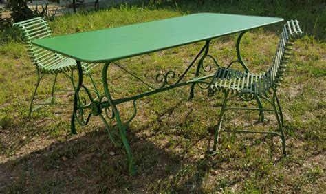 awesome repeindre un lit en fer forge 2 table de jardin rectangulaire en metal fer forge arras