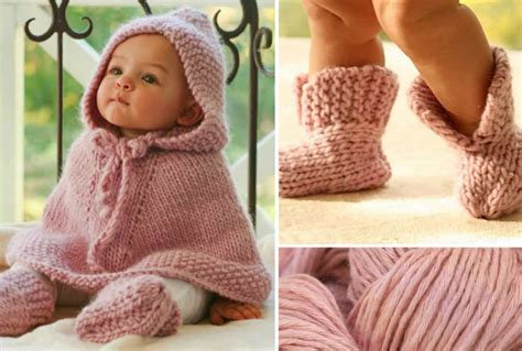 child s poncho knitting pattern knitted hooded baby poncho pattern free the whoot