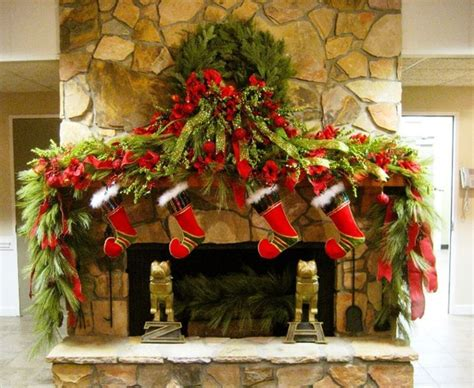 Ballard Designs Stockings 35 beautiful christmas mantels style estate