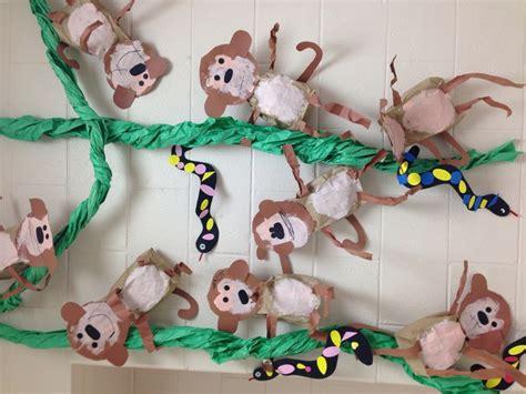 jungle crafts for rainforest crafts forest class
