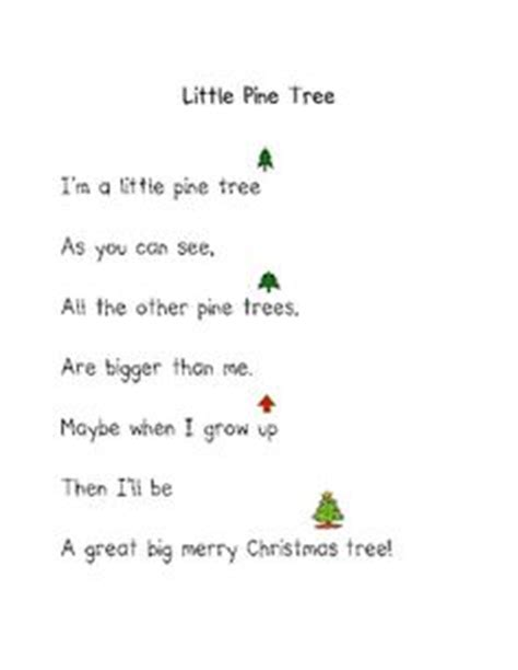 tree poems preschool kindergarten poems poems darlene
