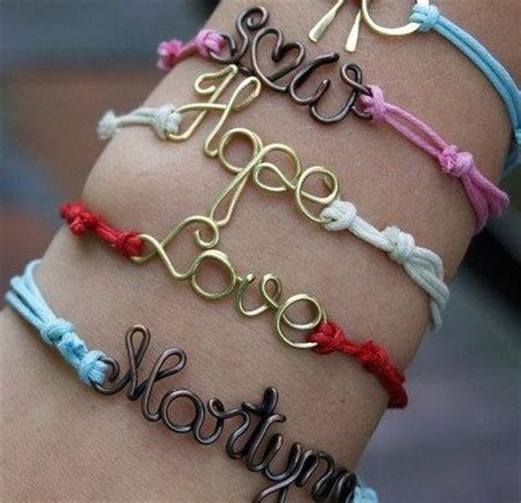 how to make wire name jewelry 17 best ideas about wire name on name hangers