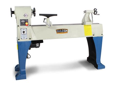 woodworking lathes sale heavy duty wood lathe wl 1840vs baileigh industrial