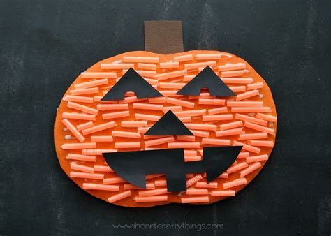 pumpkin crafts for i crafty things pumpkin cutting practice o