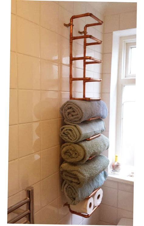 bathroom towels design ideas bathroom towel storage ideas creative 2016 ellecrafts