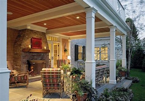 covered back porch ideas covered back porch the ceilings like comment