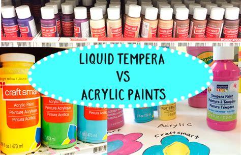 Tempera Paint Archives Space Sparkle