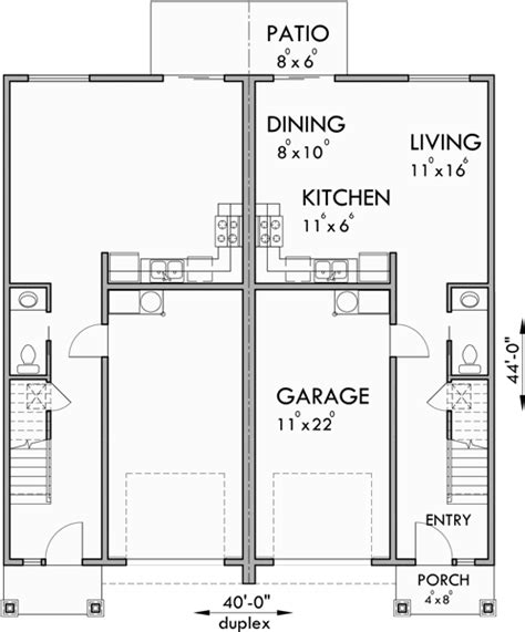 3 bedroom 2 story house plans duplex house plans 2 story duplex plans 3 bedroom duplex plans