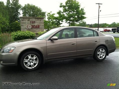 2005 Nissan Altima 2 5 by 2005 Nissan Altima 2 5 S In Coral Sand Metallic 186697