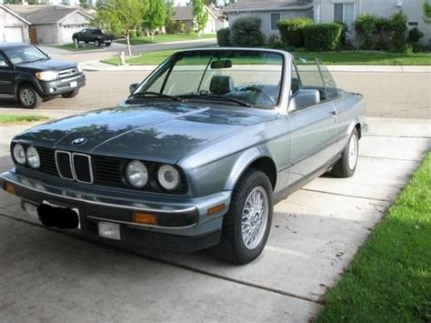 1989 Bmw Convertible by Find Used 1989 Bmw 325i Base Convertible 2 Door 2 5l E30
