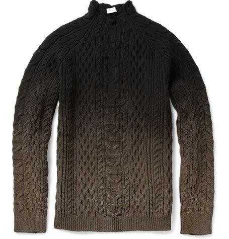 aaron knit balenciaga aaron knit mens fashion