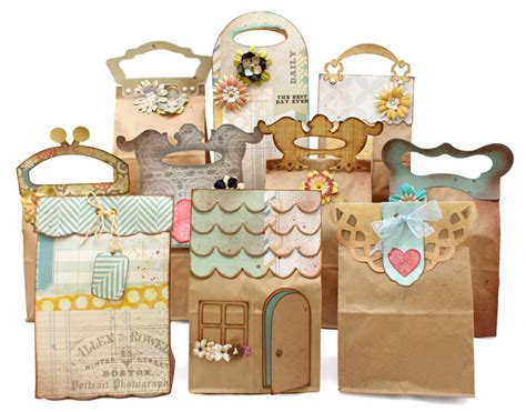 craft bags for lunch sack gift bags collection pazzles craft room