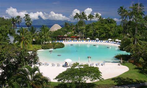 le meridien tahiti punaauia polynesia resort hotel tahiti