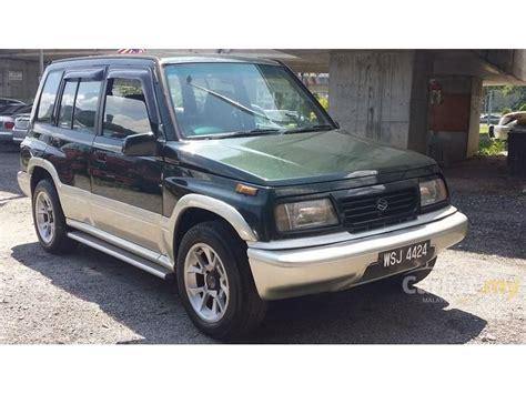 2000 Suzuki Vitara by Suzuki Vitara 2000 1 6 In Kuala Lumpur Automatic Suv