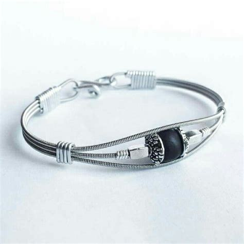 how to make jewelry out of guitar strings 10 best ideas about guitar string jewelry on