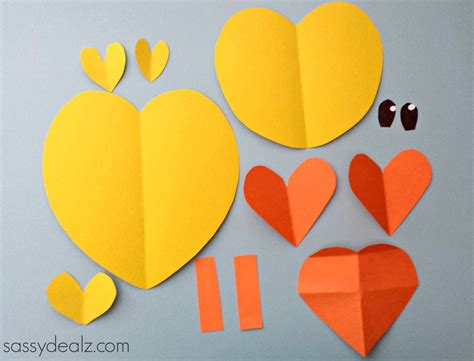 easy crafts for with construction paper paper craft for crafty morning new craft